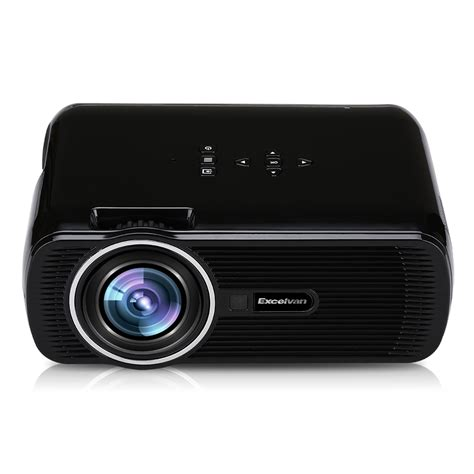 Proyektor Usb 5000 lumens home theater cinema hdled projector hdmi usb