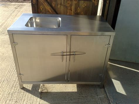 Metal Kitchen Sink Cabinet Unit Free Standing Kitchen Units Belfast Sink Unit Larder Units K C R