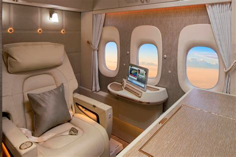 emirates first class here is emirates new boeing 777 airbus a380 first class