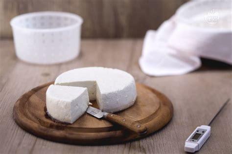 formaggio primo sale fatto in casa ricetta primo sale fatto in casa la ricetta di