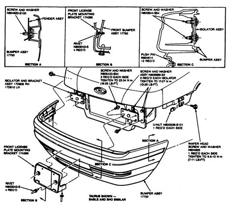 free download parts manuals 1989 mercury sable spare parts catalogs 2008 ford taurus radiator removal 2008 free engine image for user manual download
