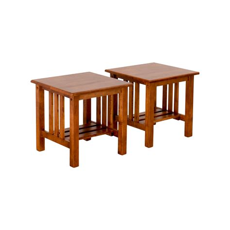 style end tables 89 craftsman style wood end tables tables