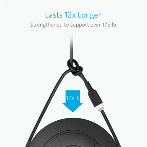 Anker Powerline Micro Usb 1ft Fast Charging 1 anker powerline ii 1ft anker indonesia powerbank terbaik charge fast charging
