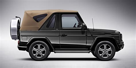mercedes jeep convertible mercedes benz considering new convertible suv gtspirit