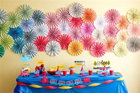Party Wall Murals Decorating Your Home For Birthday Party Wall Decor For