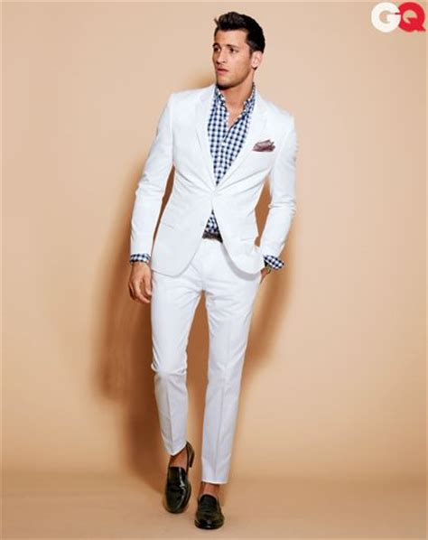 how to wear a white suit for your wedding brides 30 amazing men s suits combinations to get sharp look