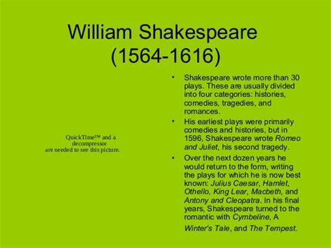 a play by william shakespeare ppt video online download shakespeare power point