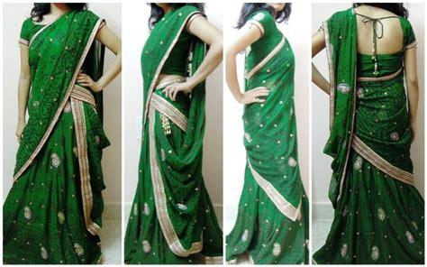 how to drape a saree like a lehenga 7 different ways to drape lehenga dupatta