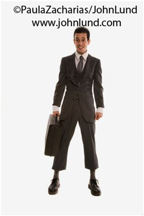 small in suite picture of a wearing small business suit