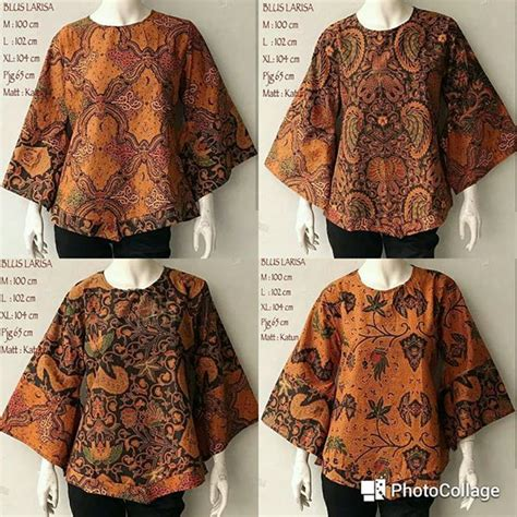 Fashion Wanita Batik Wanita Blouse Batik 28 251 best blouse batik images on batik
