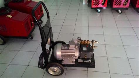 Pompa Air Sanyo 450 Watt Sell 250 Bar Water Jet Cleaner Industrial Equipment