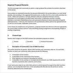 rfp reply template sle rfp response template 8 free documents in pdf