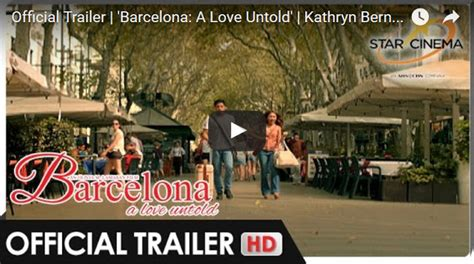 barcelona a love untold movie barcelona a love untold full movie trailer daniel