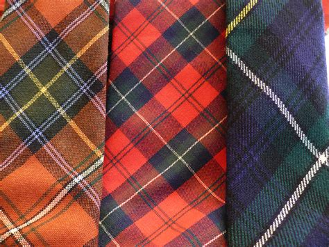 almost odis my preppy with my books thrifted wool tartan ties