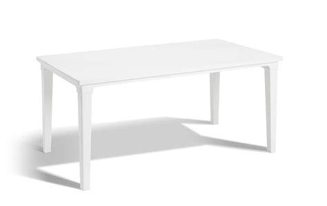 table blanche jardin table basse de jardin allibert ezooq