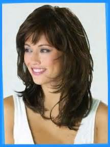 fashioned layered hairstyles medium layered shag hairstyles wigsbuy regarding medium
