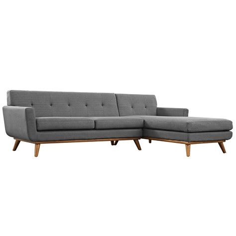 right sectional sofa engage contemporary right facing chaise sectional sofa w