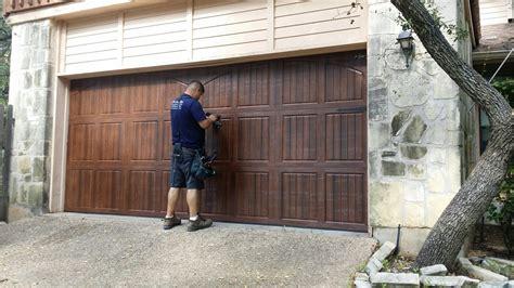 Install Garage Doors How To Install Garage Door By Yourself Theydesign Net Theydesign Net