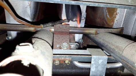 pilot light won t stay lit furnace pilot light won t stay lit iron furnace not