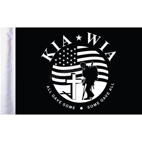 Kia Wia Pro Pad 6 In X 9 In Kia Wia Motorcycle Flag Flg Kia