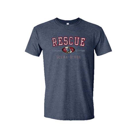 T Shirt Rescue Diver hibious outfitters rescue diver t shirt dive shirts