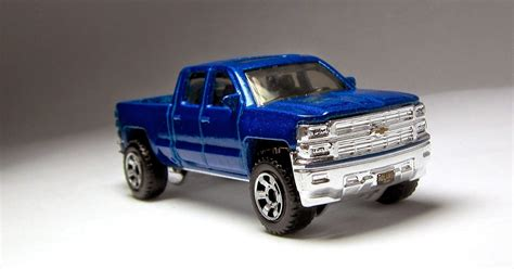Car Lamley Look Matchbox 2014 Chevy