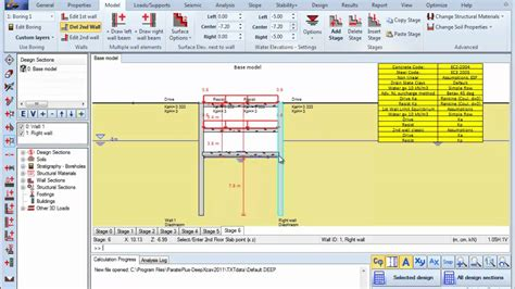 Free Online Construction Design Software top down excavation youtube