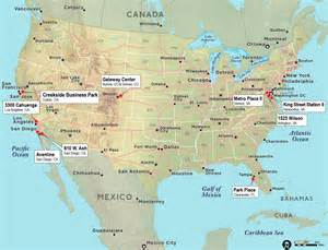 the continental united states map paw technologies continental united states