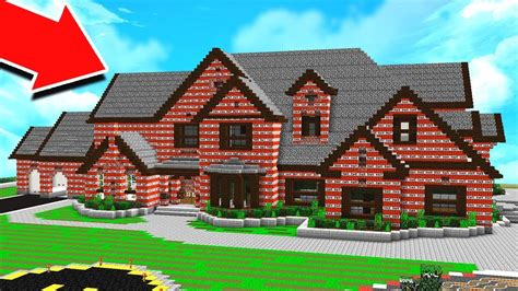 How To Live Inside A Tnt House In Minecraft Course Learn By Watching Video S On How