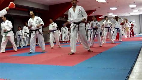 Arnis Keep Warm basic karate stretches warm up exercises