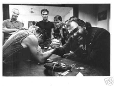 rob lowe patrick swayze made tom cruise look lobotomized tom cruise and francis ford coppola arm wrestling tense