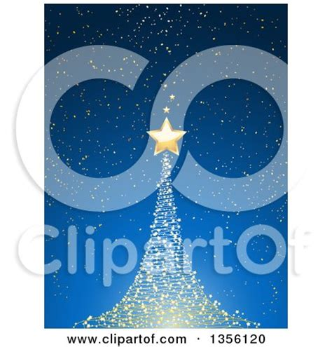 blue christmas service outline royalty free rf clipart illustration of a green tree outline with by lal