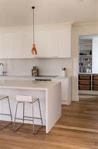 Kitchen Wall Accessories Stainless Steel - parkdale caesarstone frosty carrina kitchen modern kitchen melbourne by granite planet