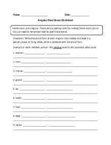 18 best images of irregular verb worksheets free