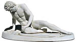 Art Pedestals For Sale Dying Gaul Grande Sculpture Museum Store Com From The