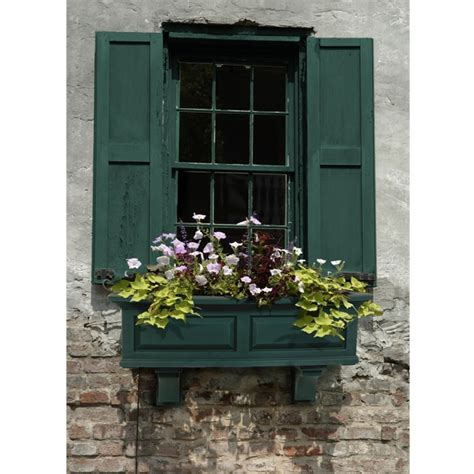 exterior window boxes exterior solutions nantucket decorative window box