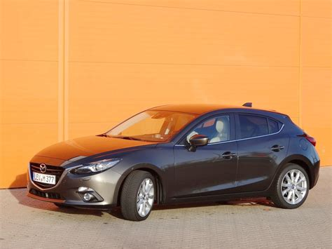 Auto Versicherung Mazda 3 by Mazda3 G 120 Sports Line Ambitioniert Magazin Auto De