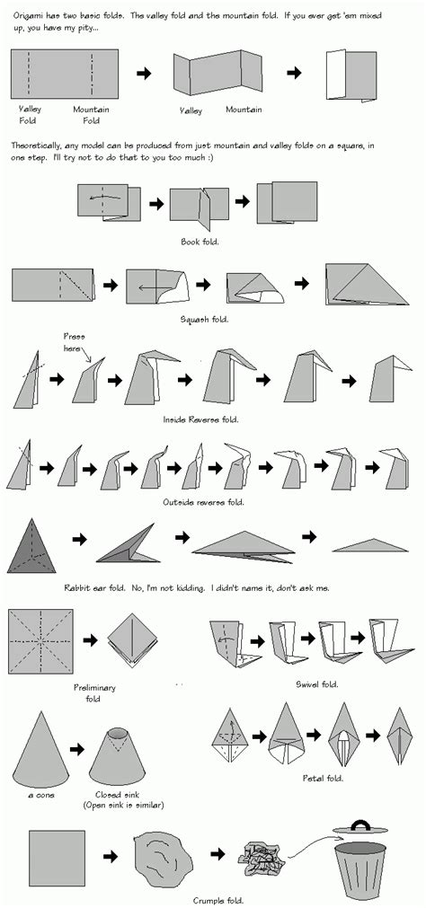Folds Origami Walkthrough - folds origami walkthrough image collections craft
