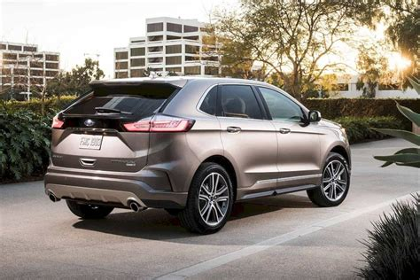 2019 Ford Edge by The 2019 Ford Edge Smart New Look Smart New