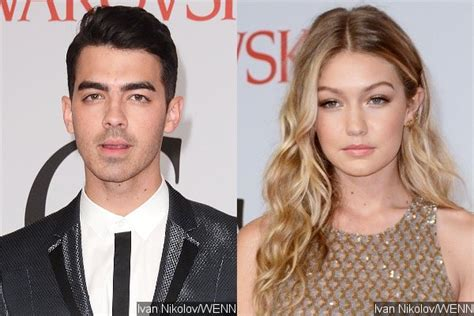 taylor swift bendy boat railing joe jonas shares a picture of rumored girlfriend gigi hadid