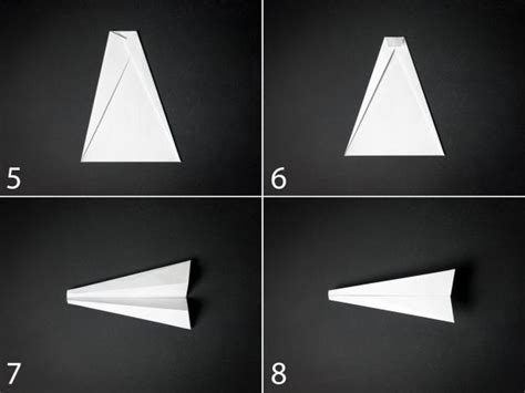 Paper Airplanes That Are Easy To Make - how to make a paper airplane diy network made