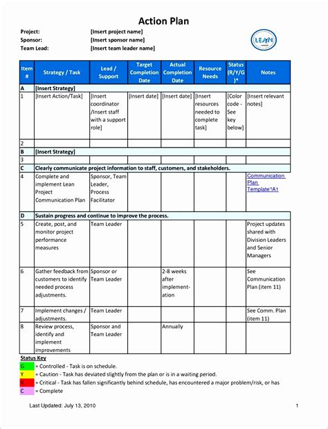 10 Six Sigma Project Charter Template Excel Exceltemplates Exceltemplates Six Sigma Charter Template