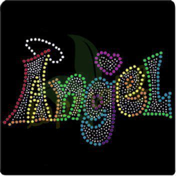 rhinestone templates wholesale 7 best images about iron on transfers on