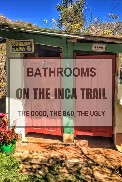 inca trail bathroom peru inca trail elevation maps from strava and fibit