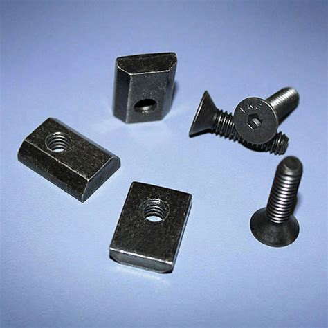 alloy steel sliding  nuts  bolts works