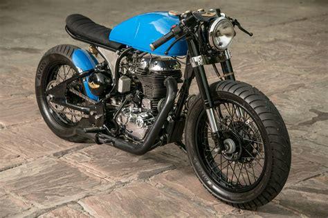 Motorradmarkt Indien by Royal Enfield Nu Caf 233 Racer Motorrad Fotos Motorrad Bilder
