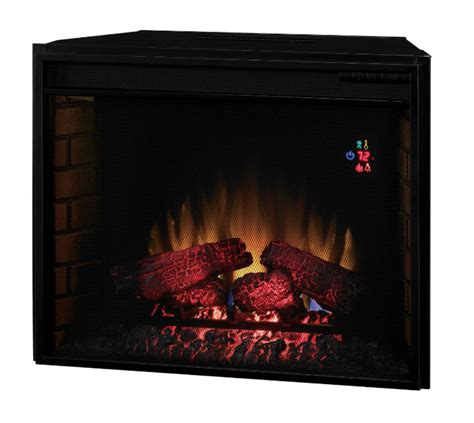 28 classicflame spectrafire electric fireplace insert