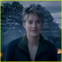 divergent short haircuts shailene woodley shows off tris new short hair in first