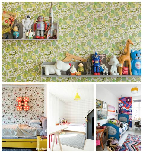 wallpaper childrens room wee birdy the insider s guide to shopping design