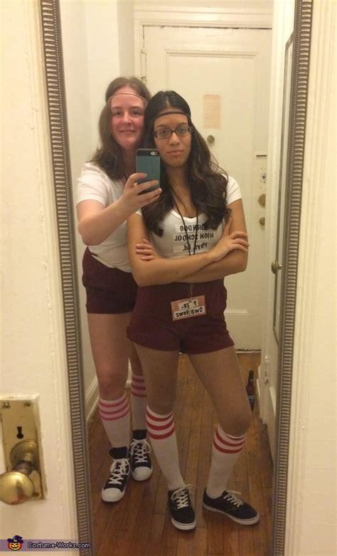 high school gym teachers costume